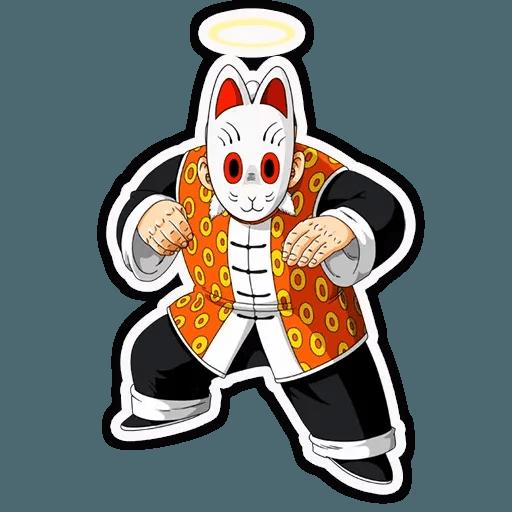 Dragon Ball II - Sticker 8