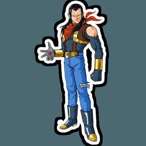 Dragon Ball II - Sticker 23