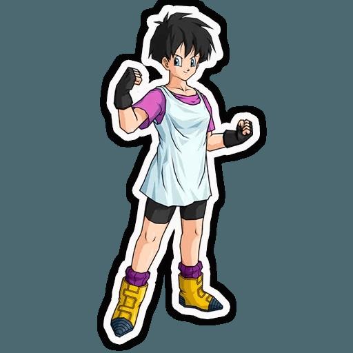 Dragon Ball II - Sticker 15