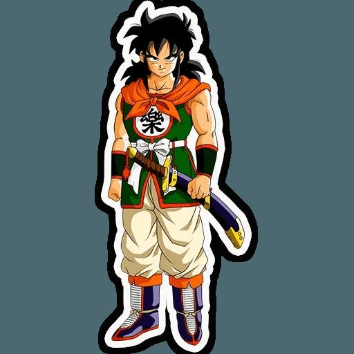 Dragon Ball II - Sticker 20