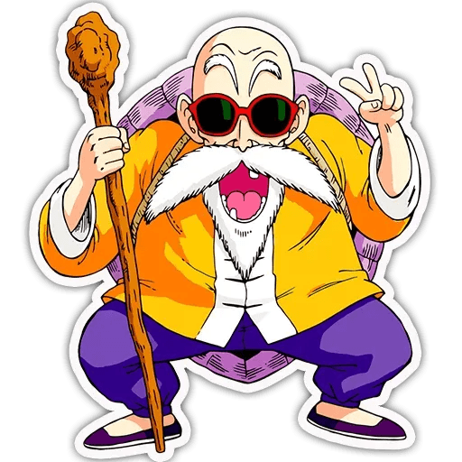 Dragon Ball II - Sticker 1