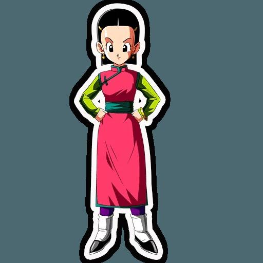 Dragon Ball II - Sticker 6