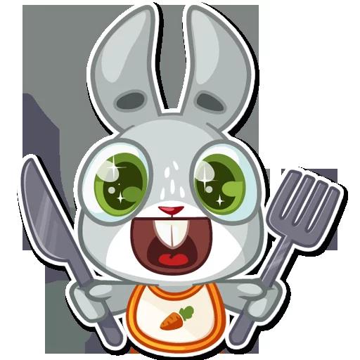 Bunny - Sticker 3