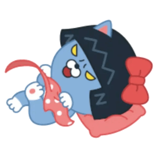 撚撚的Little Friends 2 - Sticker 10