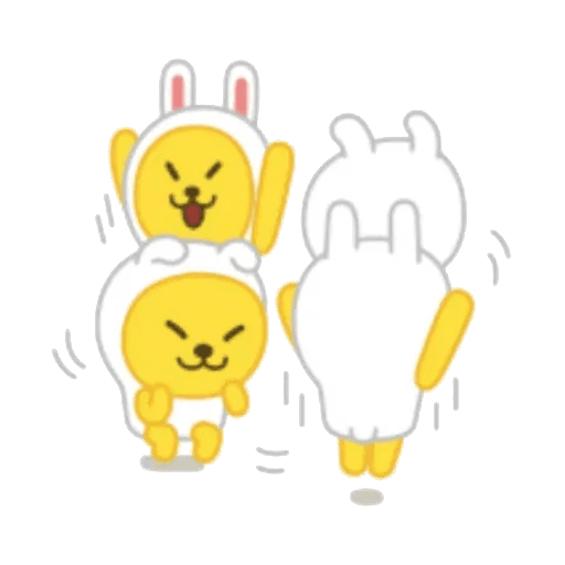 撚撚的Little Friends 2 - Sticker 7