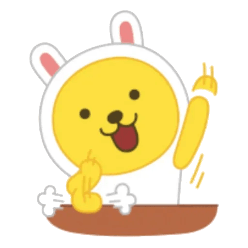 撚撚的Little Friends 2 - Sticker 6