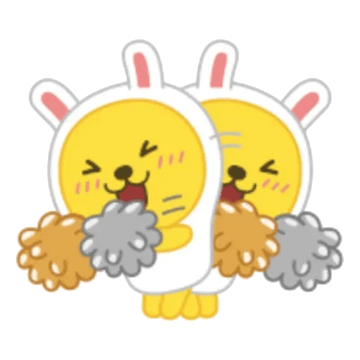 撚撚的Little Friends 2 - Sticker 8