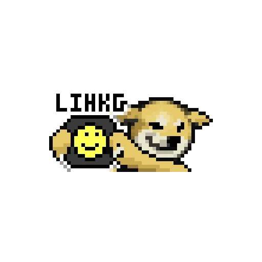 LIHKG Dog-2 - Sticker 6