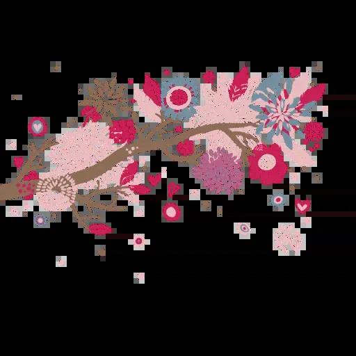 flower - Sticker 17