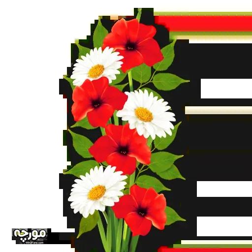 flower - Sticker 22