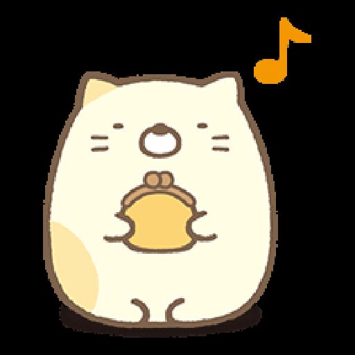 すみっコぐらし - Sticker 13