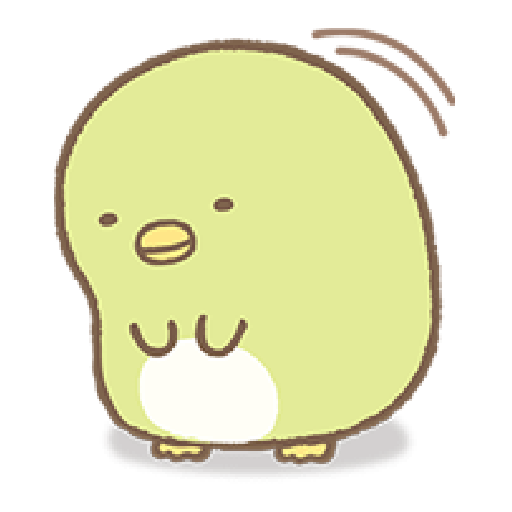 すみっコぐらし - Sticker 11