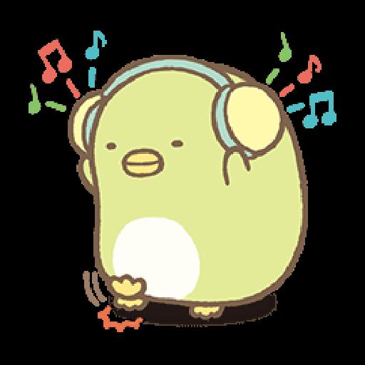 すみっコぐらし - Sticker 26