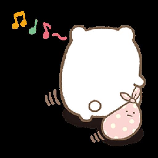 すみっコぐらし - Sticker 14