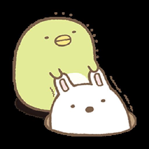 すみっコぐらし - Sticker 9