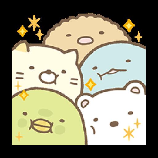とびだす♪すみっコぐらし - Sticker 23