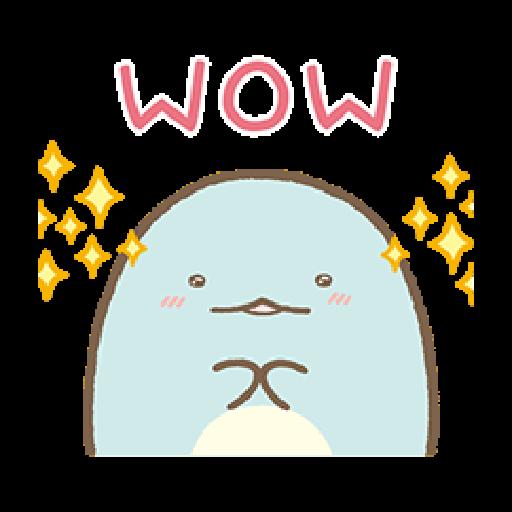とびだす♪すみっコぐらし - Sticker 4
