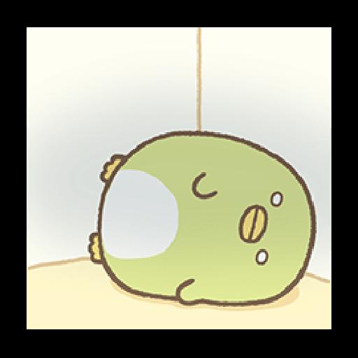 とびだす♪すみっコぐらし - Sticker 7