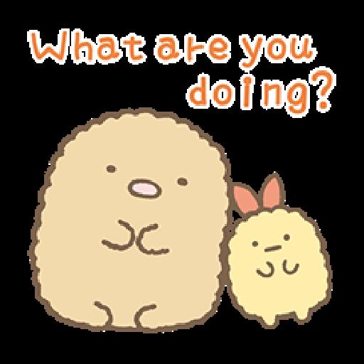 とびだす♪すみっコぐらし - Sticker 9