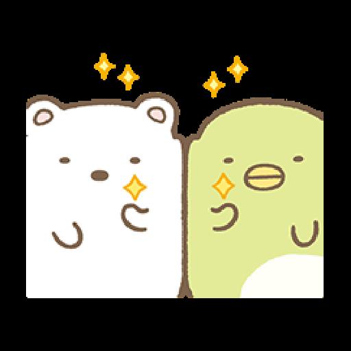 とびだす♪すみっコぐらし - Sticker 15