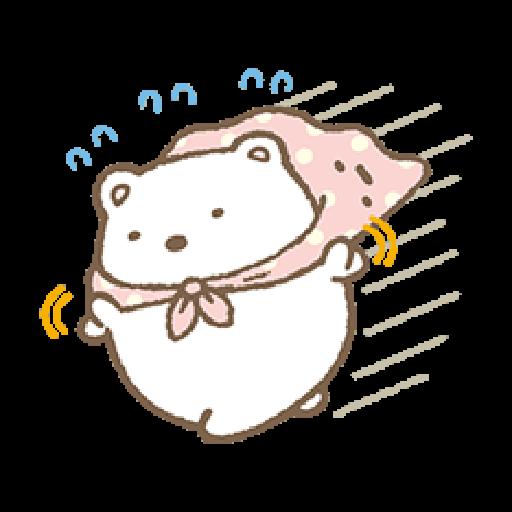 とびだす♪すみっコぐらし - Sticker 17