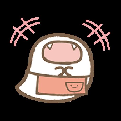 とびだす♪すみっコぐらし - Sticker 3