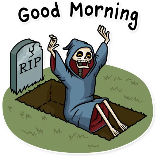 Skeleton - Sticker 9
