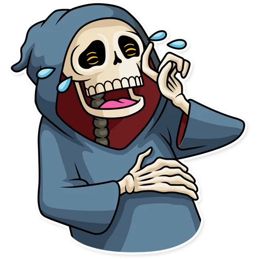 Skeleton - Sticker 3