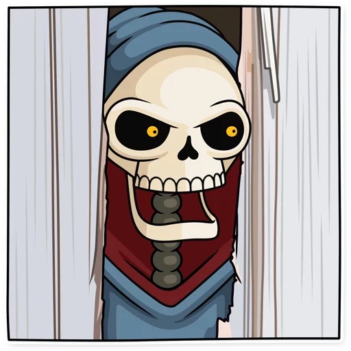Skeleton - Sticker 16