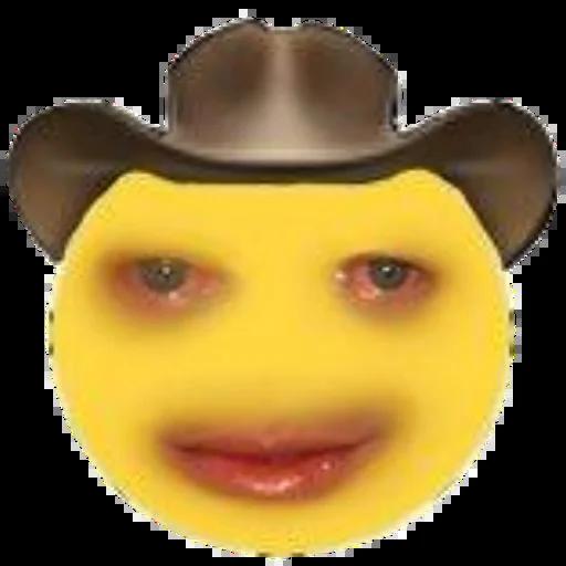 cursed emoji - Sticker 14