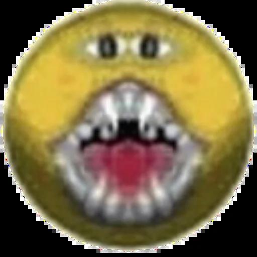 cursed emoji - Sticker 13