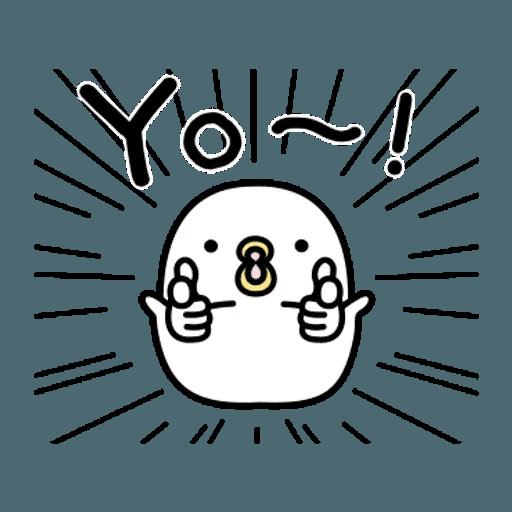 Noisy Chicken 2 - Sticker 22