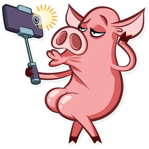 Pete pig - Sticker 6