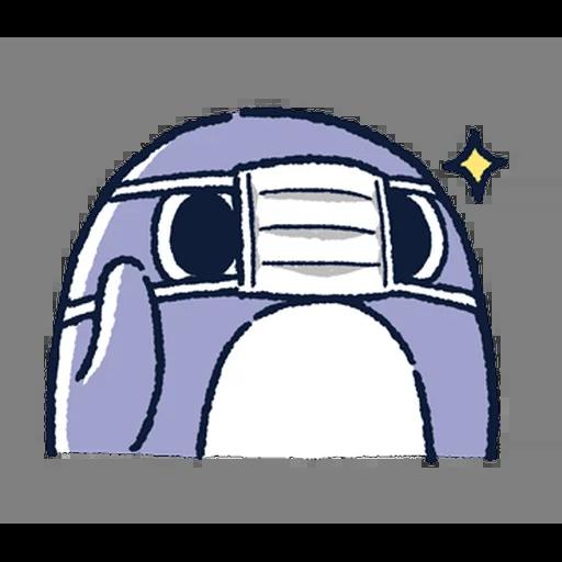 肥企鵝的內心話5 (1) - Sticker 3