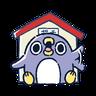 肥企鵝的內心話5 (1) - Tray Sticker