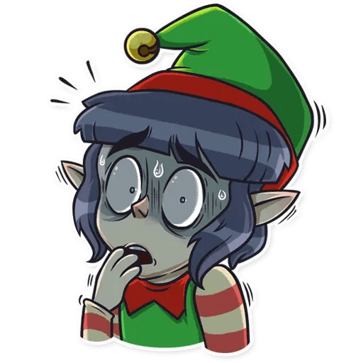 Santa's Little Helper - Sticker 4