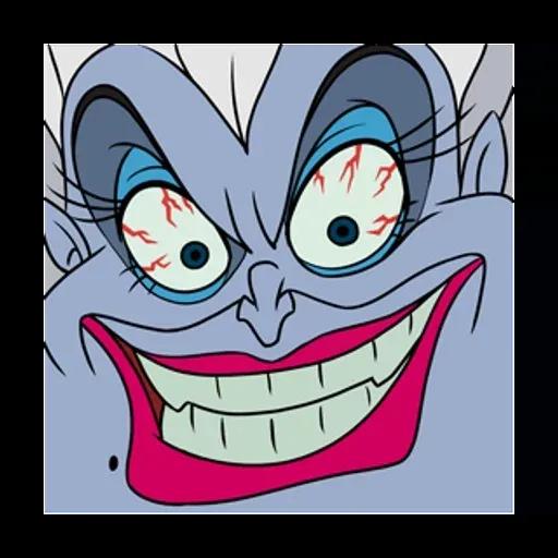 Evil Disney - Sticker 3