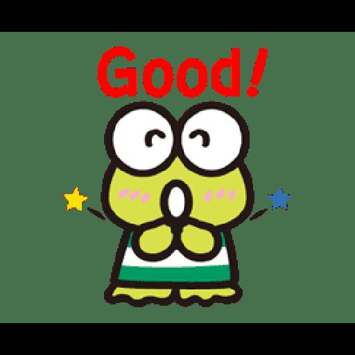 Keroppi 1 - Sticker 1