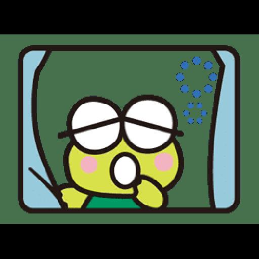 Keroppi 1 - Sticker 19