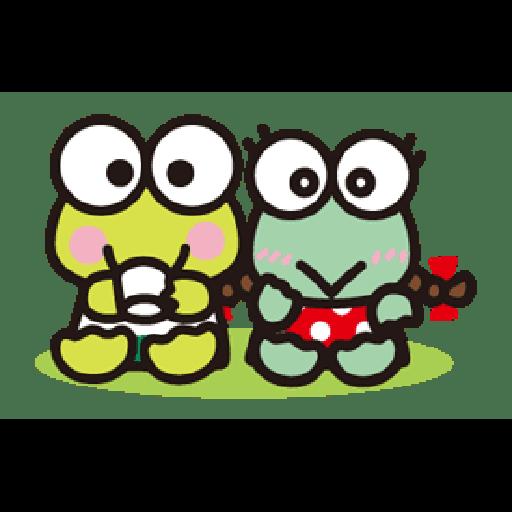 Keroppi 1 - Sticker 13