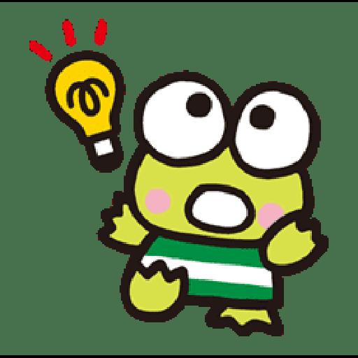 Keroppi 1 - Sticker 27