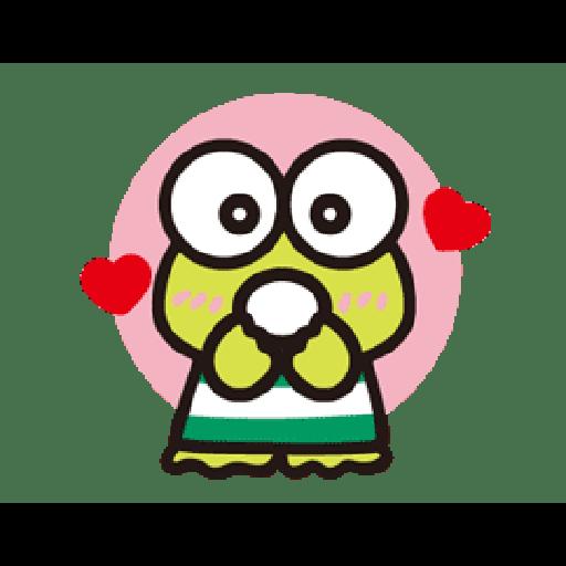 Keroppi 1 - Sticker 3