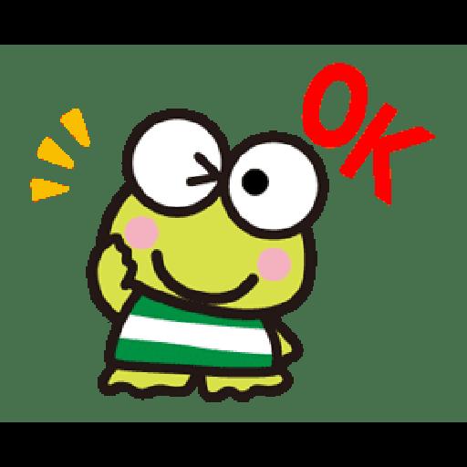 Keroppi 1 - Sticker 8