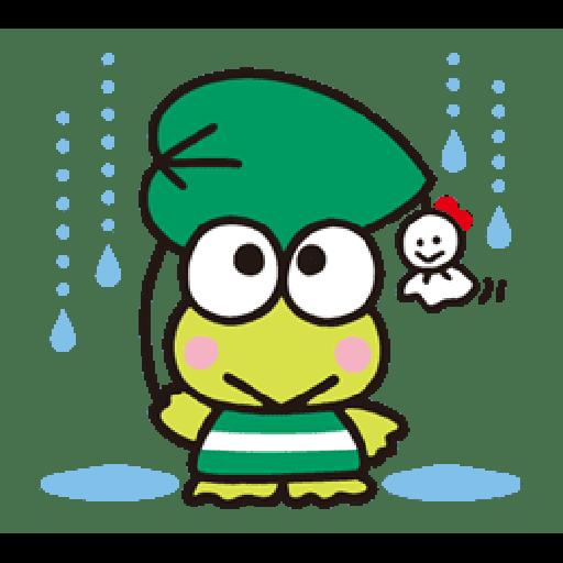 Keroppi 1 - Sticker 12