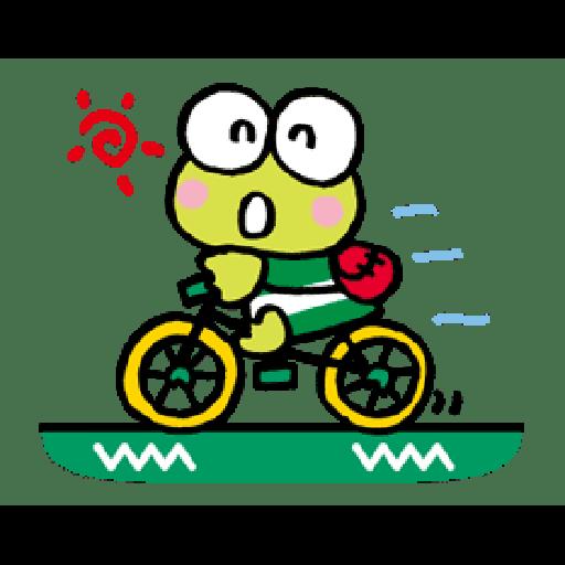 Keroppi 1 - Sticker 30