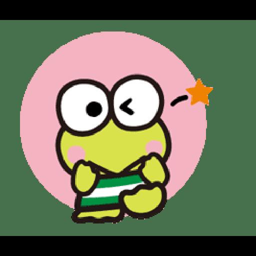 Keroppi 1 - Sticker 23