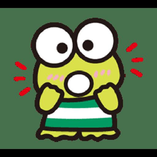 Keroppi 1 - Sticker 29