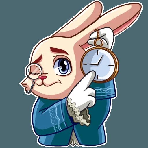 Gentle Rabbit - Sticker 14