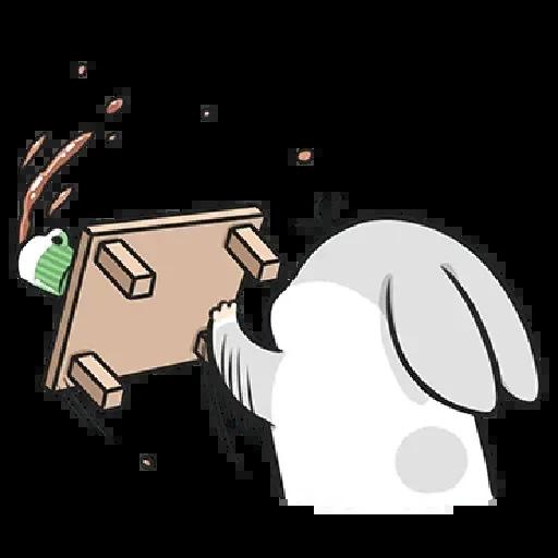 兔2 - Sticker 7