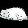 兔2 - Tray Sticker